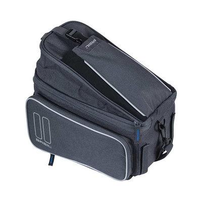 Basil Sport Design - bagagedragertas - 7-15 liter  - graphite