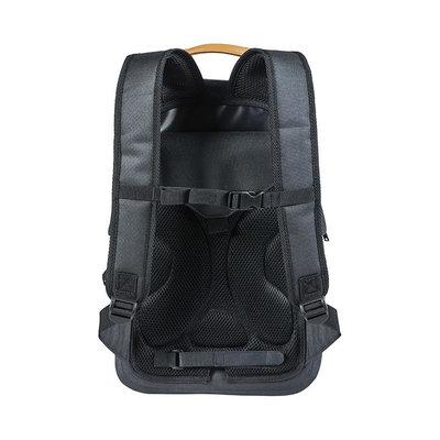 Basil Urban Dry - fietsrugzak - 18 liter - grijs