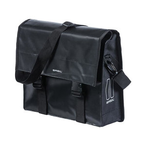 Urban Load - bicycle messenger bag - black