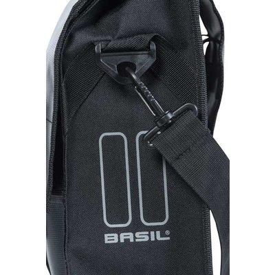 Basil Urban Load - einzel Fahrradtasche – 15-17 Liter - schwarz