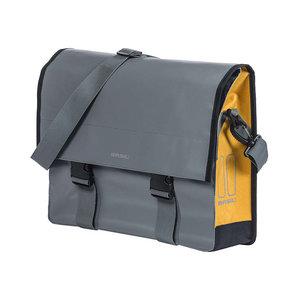 Basil Urban Load - einzel Fahrradtasche – 15-17 Liter - grau