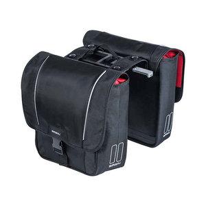 Sport Design - double bicycle bag MIK - black