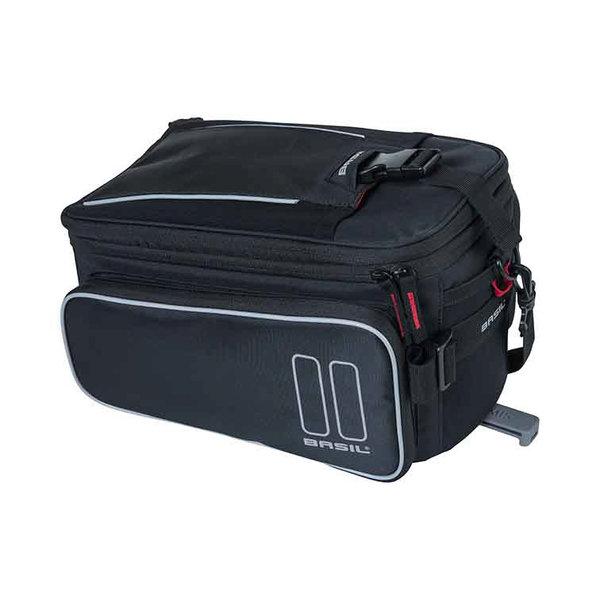 Sport Design - Gepäckträgertasche MIK – schwarz