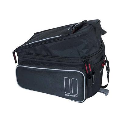 Basil Sport Design – bagagedragertas MIK – 7-15 liter - zwart