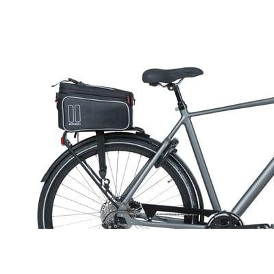 Basil Sport Design - trunkbag MIK – 7-15 liter - black