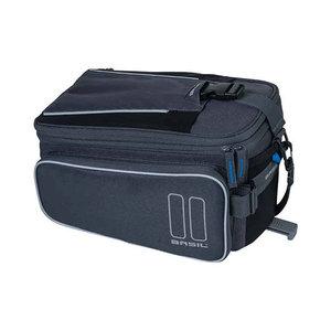 Basil Sport Design  – trunkbag MIK – 7-15 liter - grey