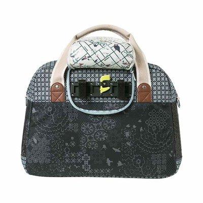 Basil Bohème - carry all bag - 18 liter - charcoal