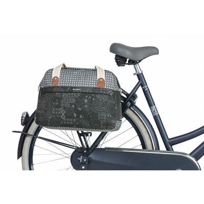 Basil Bohème - fietsschoudertas - 18 liter - charcoal