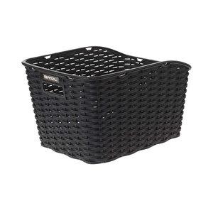 Weave WP - Fahrradkorb - schwarz