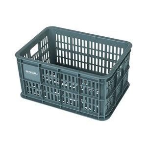 Crate S - Fahrradkasten - grün