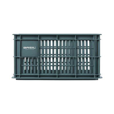 Basil Crate S - bicycle crate -  25 liter - seagrass