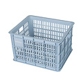 Crate M - bicycle crate - light blue