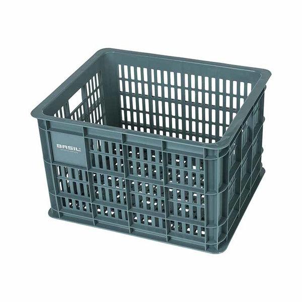 Crate M - fietskrat - groen