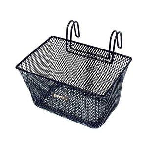 Basil Tivoli - junior bicycle basket - front or rear - black