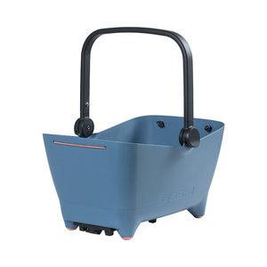 Buddy MIK - Hundefahrradkorb - blau
