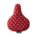 Rosa - saddle cover - red