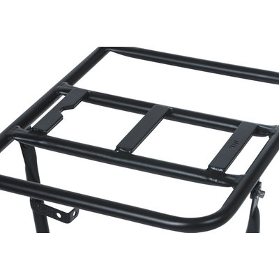 Basil VR-Träger - large - matt schwarz