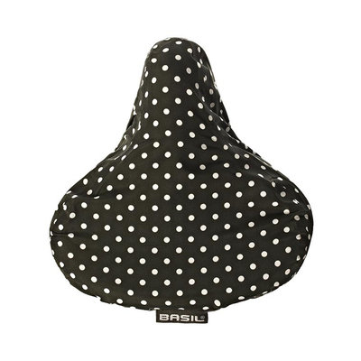 Basil Katharina - saddle cover - black