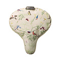 Wanderlust - saddle cover - wit