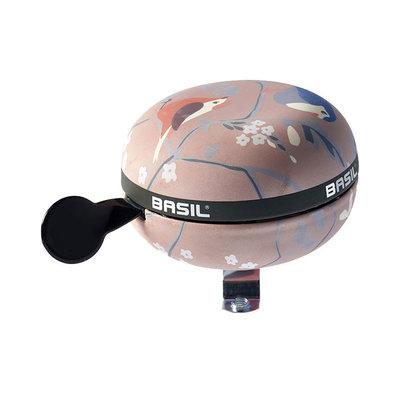 Basil Wanderlust - fietsbel - 80 mm - roze