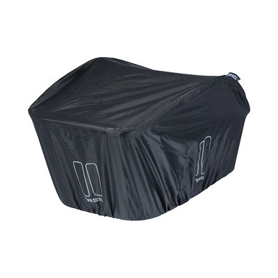 Basil Keep Dry - rain cover - small - grey