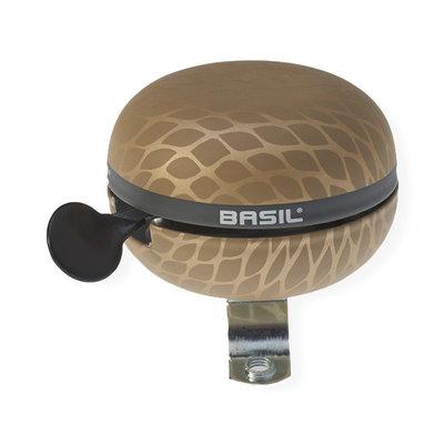 Basil Noir - Fahrradklingel - 60 mm - gold