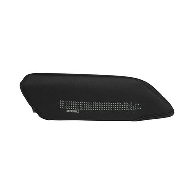 Basil Downtube Battery Cover - sleeve frameaccu voor Bosch - zwart