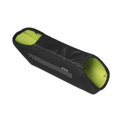 Basil Downtube battery cover - cover for Bosch frame battery - black