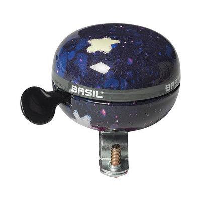 Basil Stardust - Fahrradklingel - 60 mm - blau