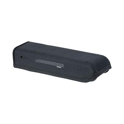 Basil Rear Battery Cover – Gepäckträgerakku Schutzhülle für Shimano Steps – schwarz