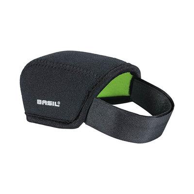 Basil Rear Battery Electric Cap – hoes aansluitpunt bagagedrageraccu – universeel - zwart