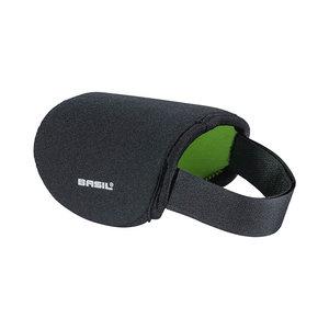 Basil Downtube Electric Cap – hoes aansluiting frameaccu voor Shimano Steps/Yamaha – zwart