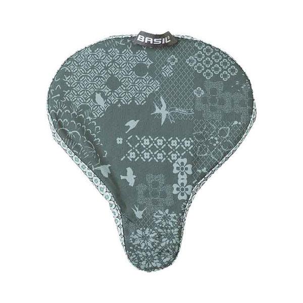 Bohème - saddle cover - green