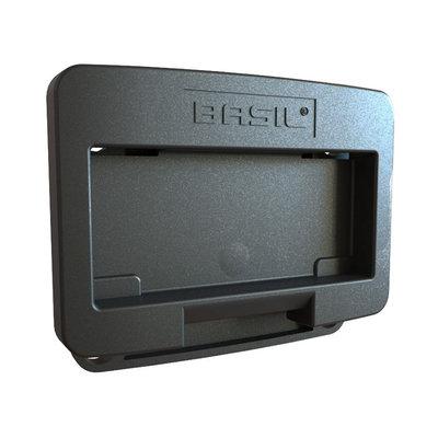 Basil KF - adapterplaat - zwart