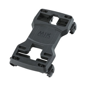 MIK carrier plate - black