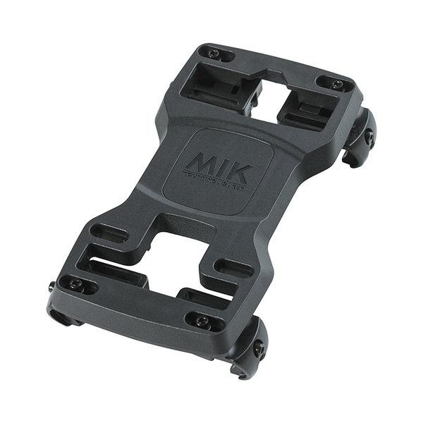 MIK Gepäckträgerplatte - schwarz