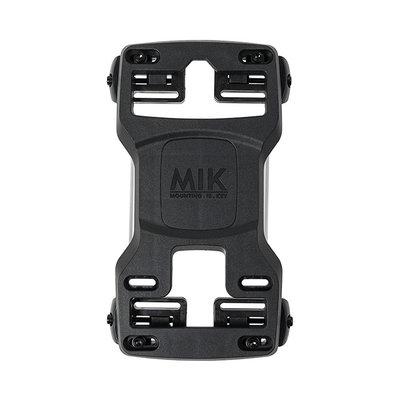 MIK - Gepäckträgerplatte - schwarz