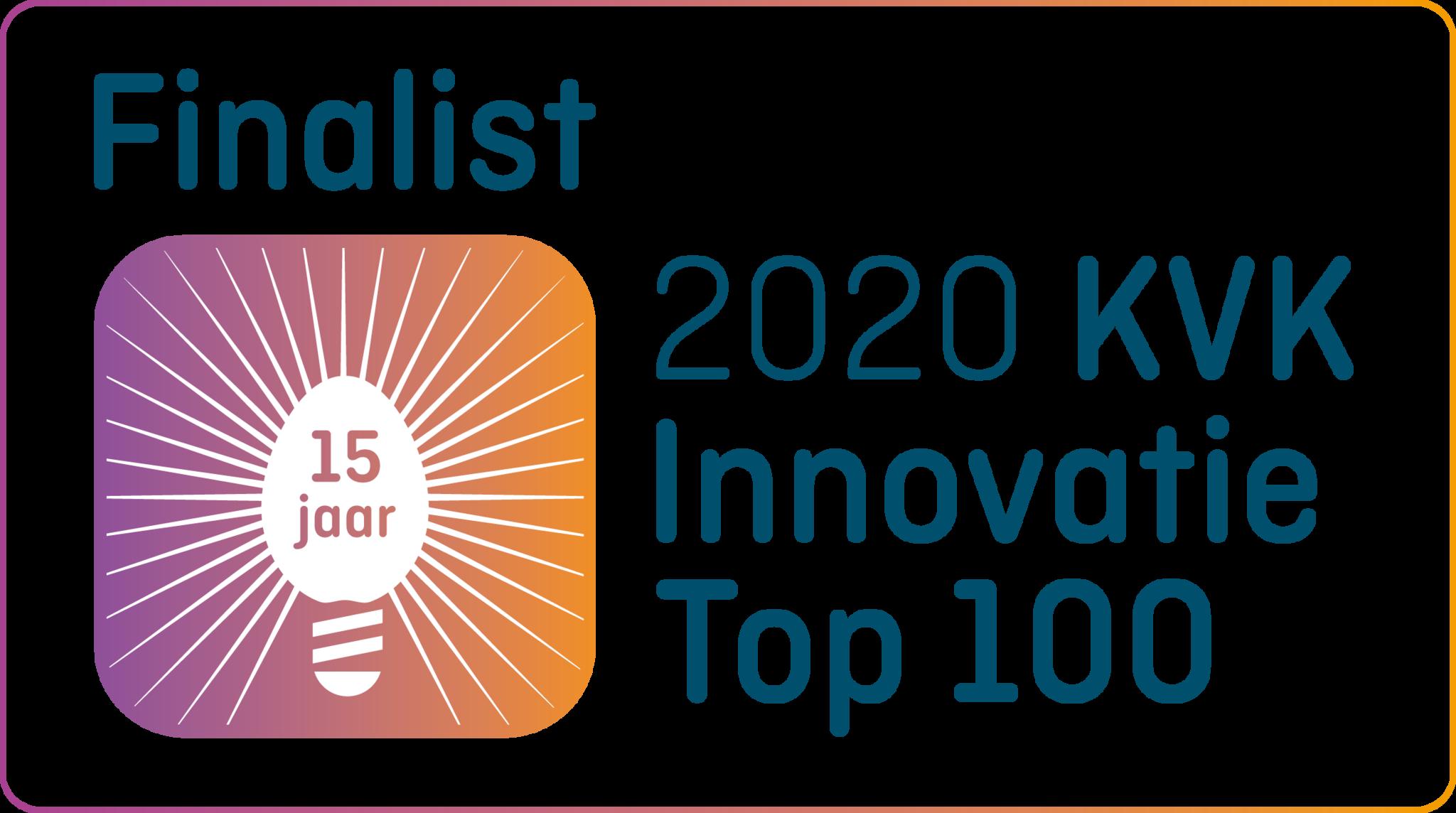 Finalist KVK Innovatie Top 100