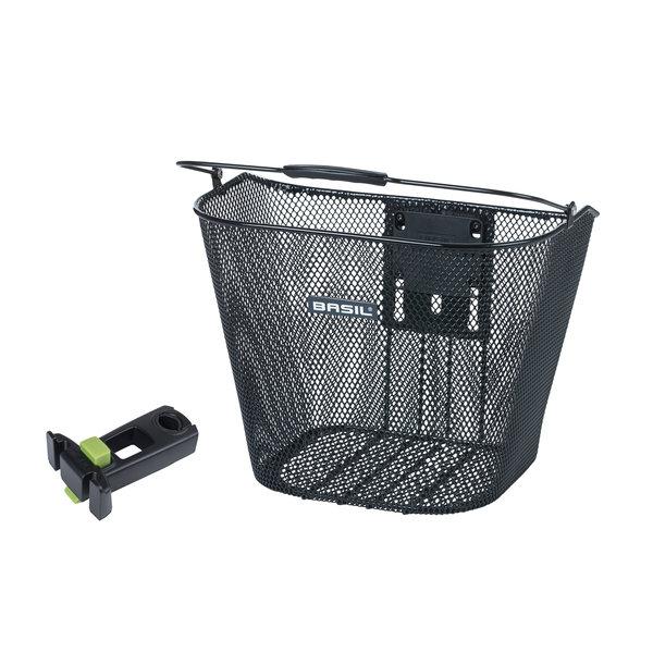 Bremen KF - bicycle basket - black