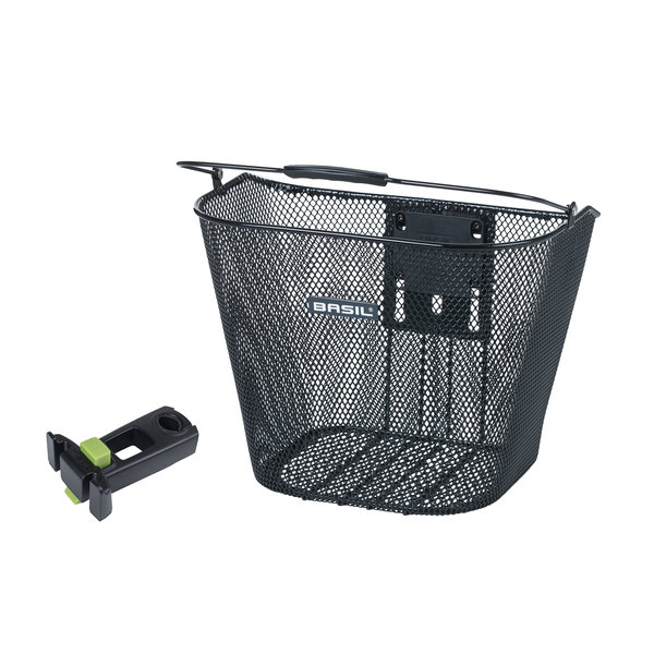 Bremen KF - Fahrradkorb - schwarz