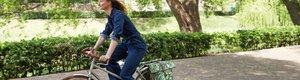 Basil - Spring 's op de fiets