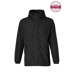 Basil Hoga bicycle rain jacket - unisex - black