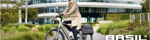 Basil - Back to work: klaar om weer naar werk te fietse?