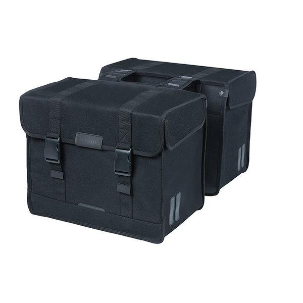 Kavan Eco Classic 68L - Doppeltasche - schwarz