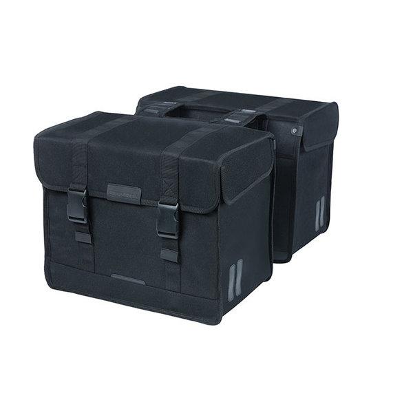 Kavan Eco Classic 58L - Doppeltasche - schwarz