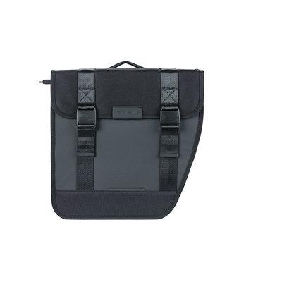 Basil Tour Waterproof - Fahrrad Doppeltasche MIK - 28 Liter - schwarz