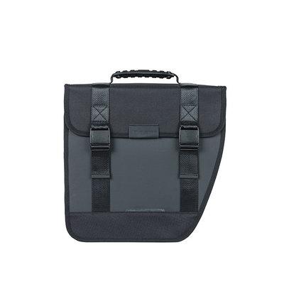 Basil Tour Waterproof Right - single pannier bag - 14 litres - black