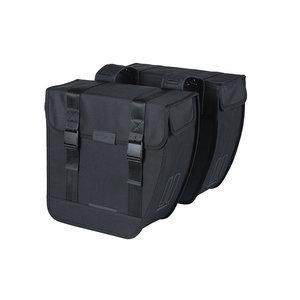 Tour XL - double pannier bag - black