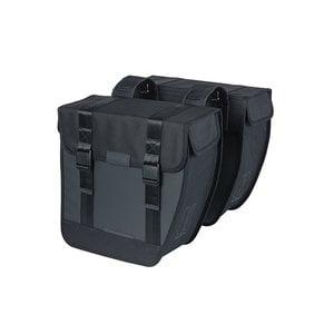 Tour Waterproof XL - double pannier bag - black