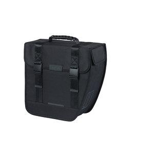 Basil Tour Right - Fahrrad Einzeltasche - 14 Liter - schwarz